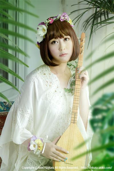 [CHANTEUSE] Akiko Shikata Profile_01
